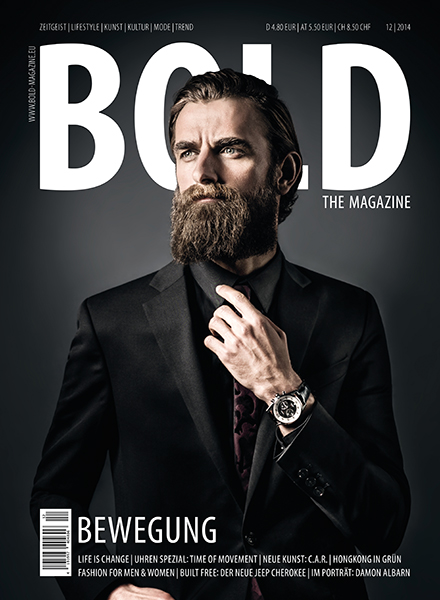 BOLD THE MAGAZINE 12 2014