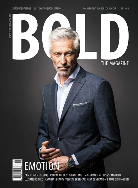 BOLD THE MAGAZINE 11 2014