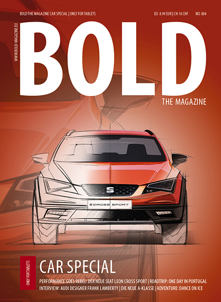 BOLD CAR SPECIAL No. 004