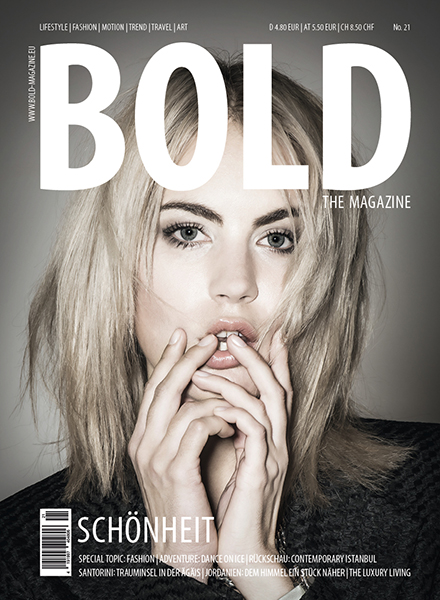BOLD THE MAGAZINE No. 21