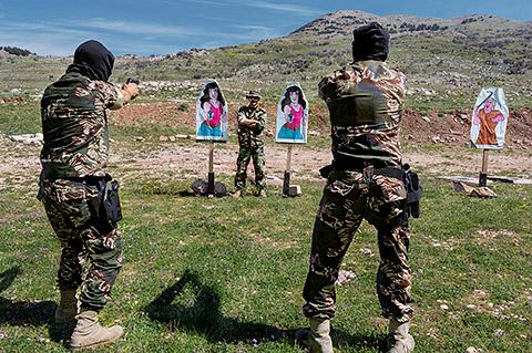 bücher oder bildbände über den libanon