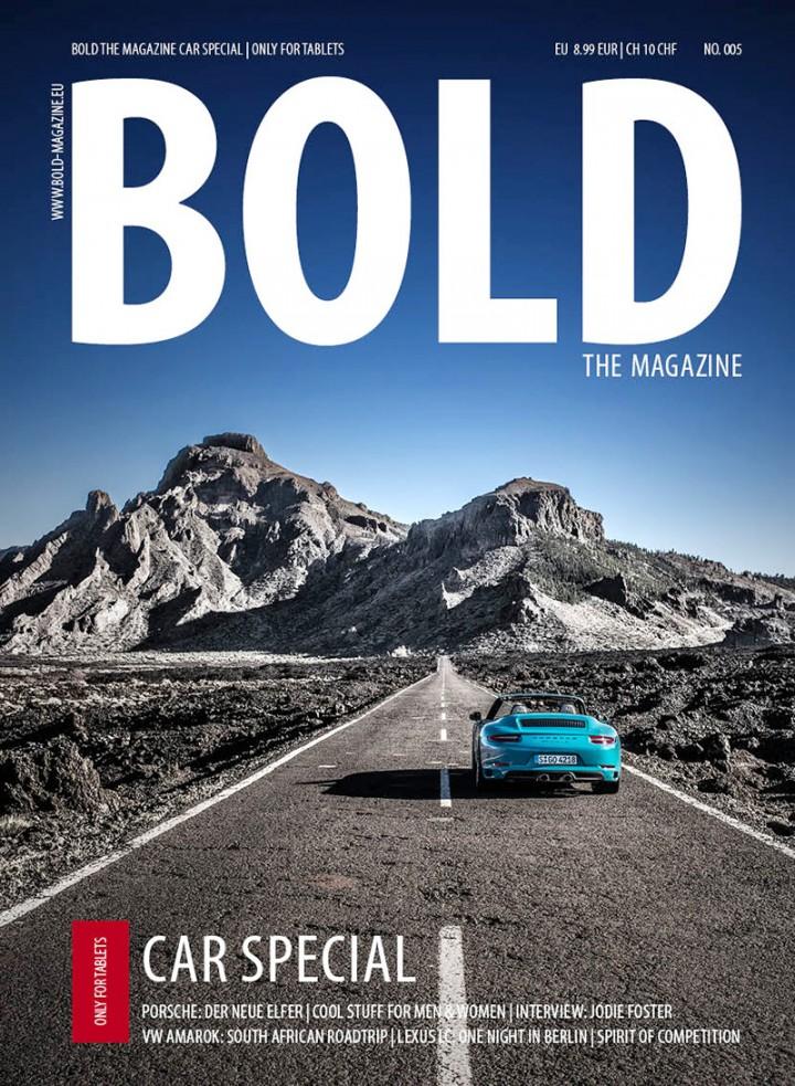 BOLD CAR SPECIAL No. 05