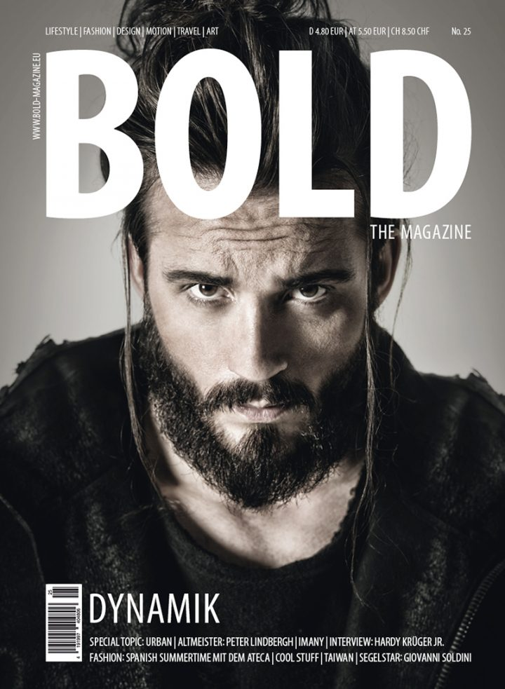 BOLD THE MAGAZINE Cover No25