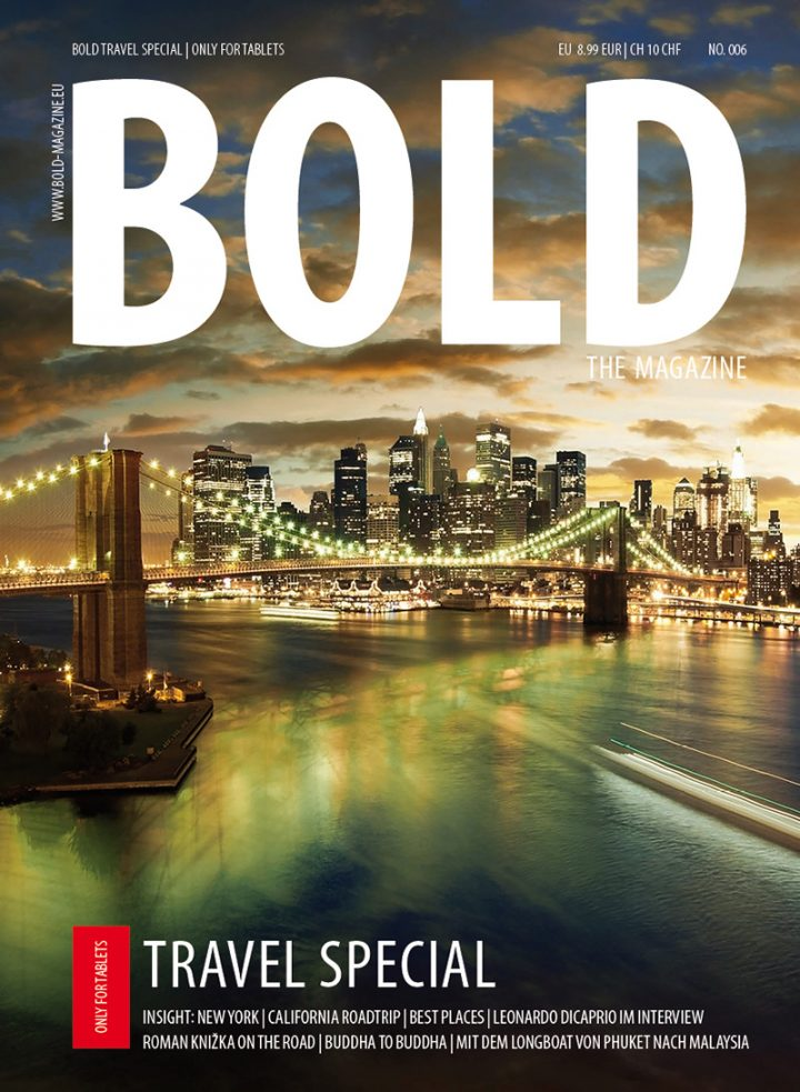 BOLD TRAVEL SPECIAL No. 006