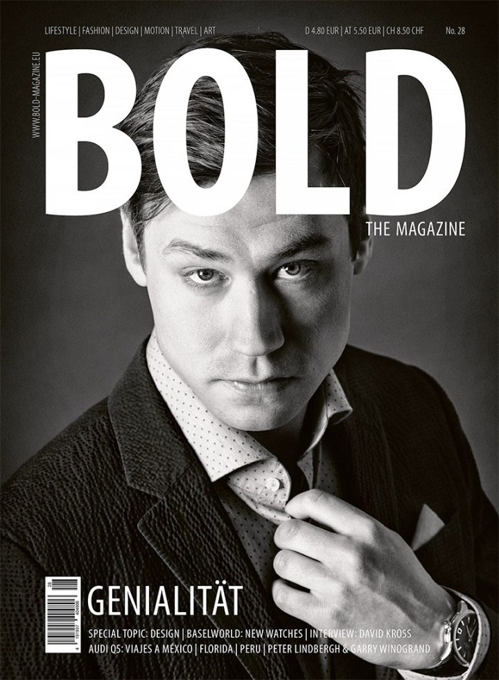 BOLD THE MAGAZINE No28 Cover