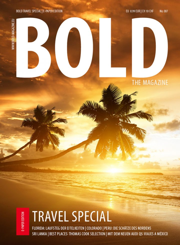 Cover BOLD TRAVEL SPECIAL No007