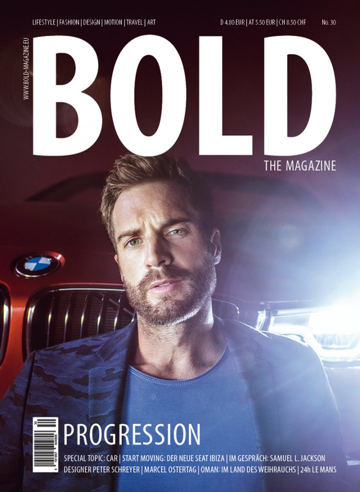 BOLD THE MAGAZINE No30 Cover