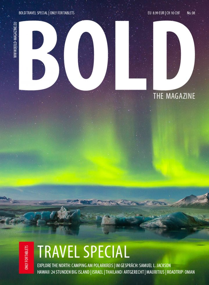 Cover BOLD TRAVEL SPECIAL No08